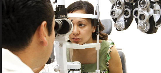 Preparing for an Eye Exam